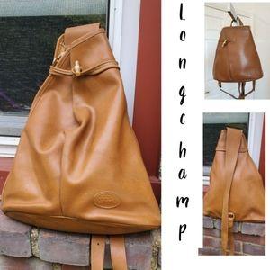 Longchamp vintage sling bag